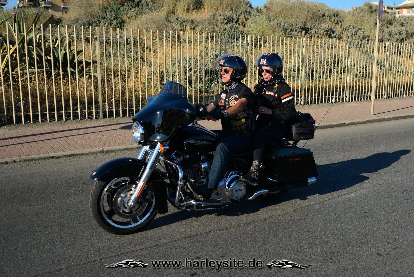 Harley 110th Rom Ostia 251