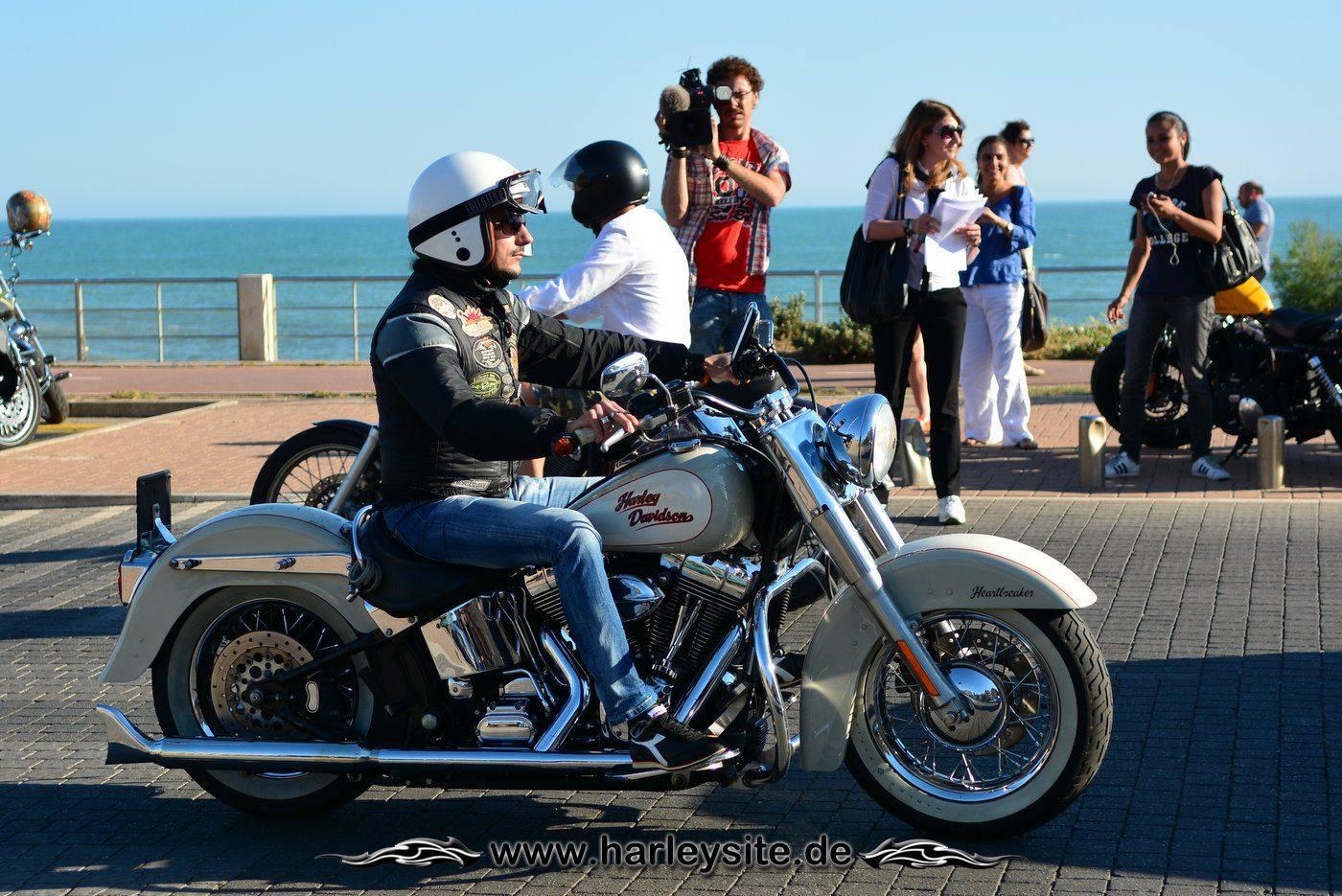 Harley 110th Rom Ostia 255