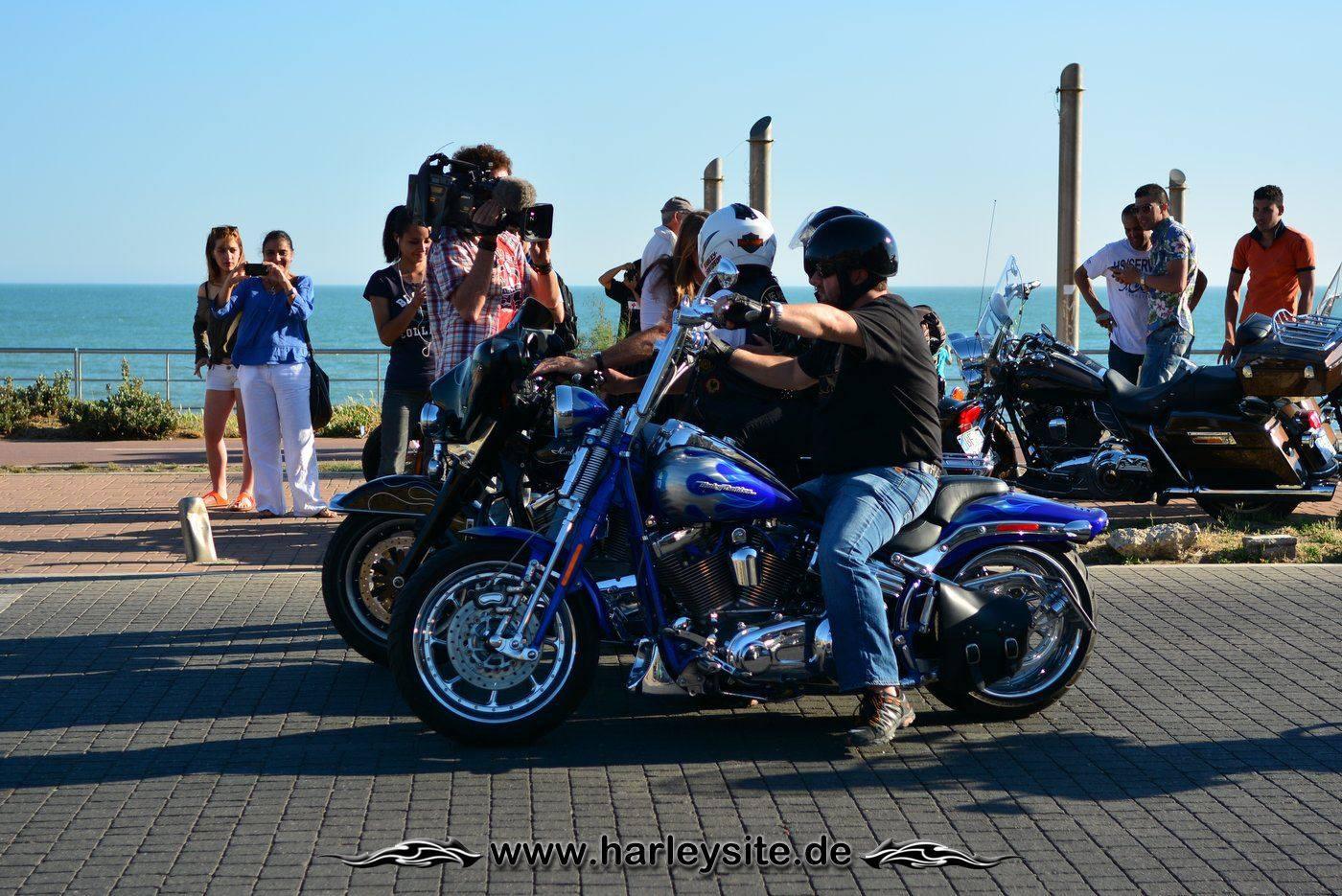 Harley 110th Rom Ostia 256