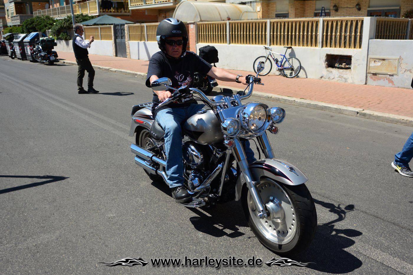 Harley 110th Rom Ostia 27