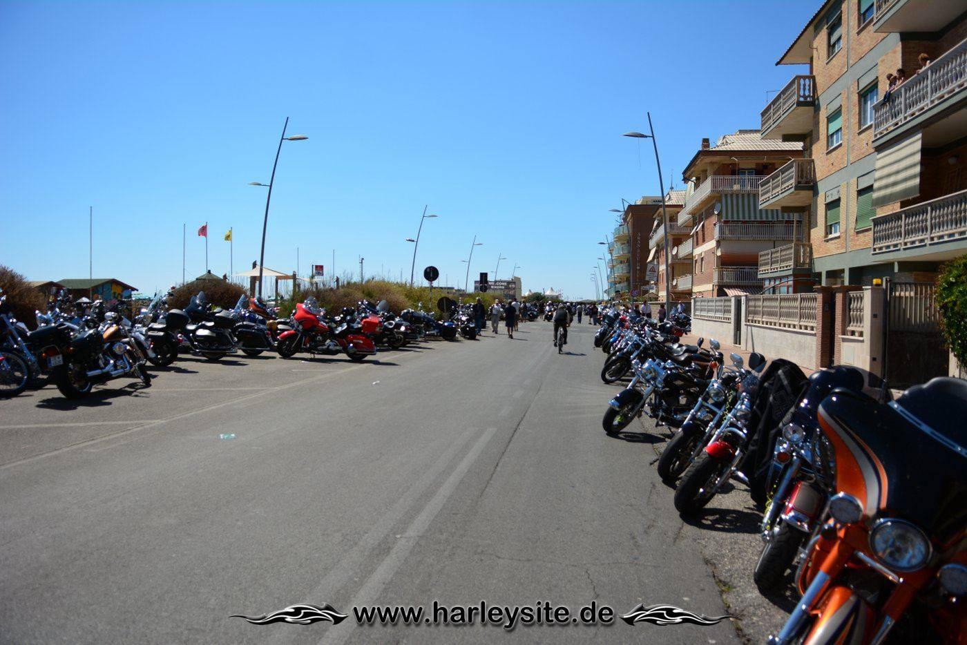 Harley 110th Rom Ostia 29