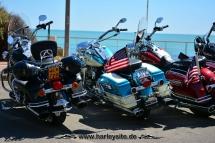 Harley 110th Rom Ostia 31