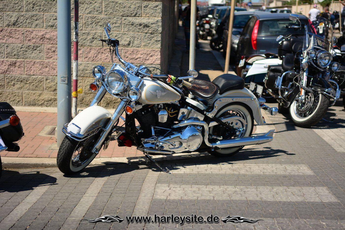 Harley 110th Rom Ostia 36