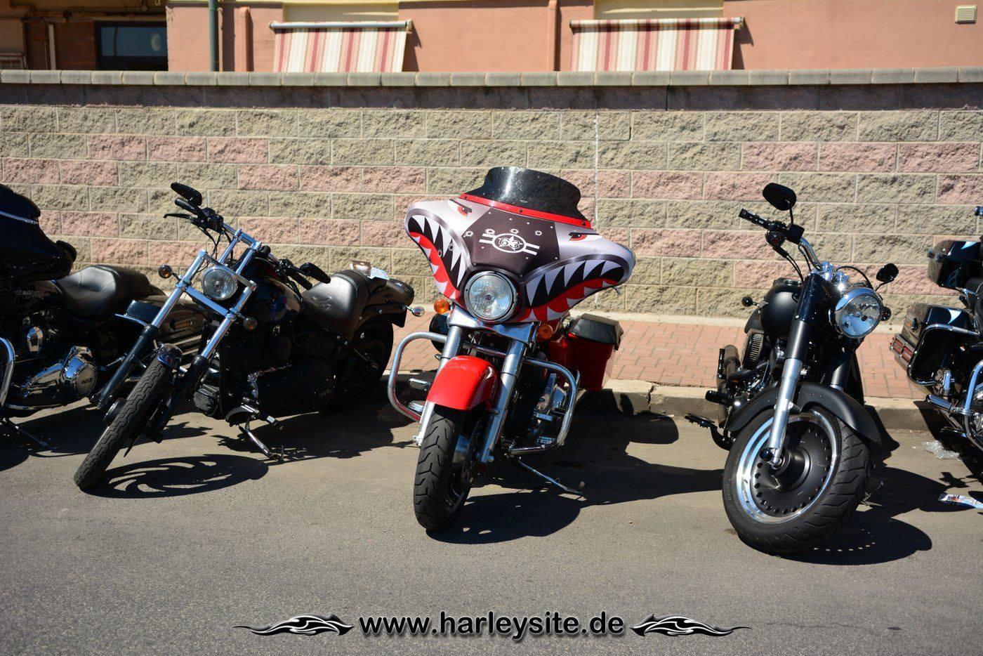 Harley 110th Rom Ostia 37