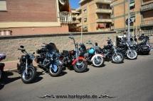 Harley 110th Rom Ostia 38