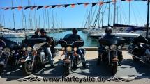 Harley 110th Rom Ostia 4
