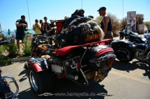 Harley 110th Rom Ostia 41