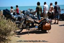 Harley 110th Rom Ostia 47