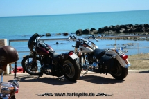 Harley 110th Rom Ostia 48