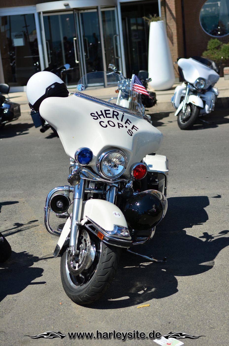 Harley 110th Rom Ostia 49