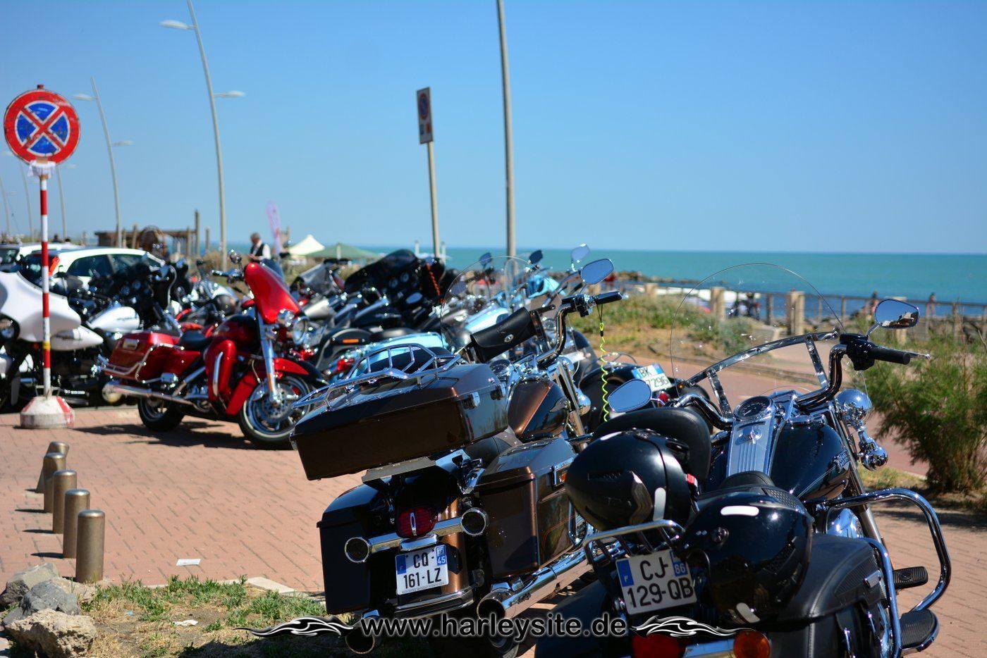 Harley 110th Rom Ostia 5