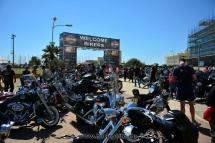 Harley 110th Rom Ostia 50