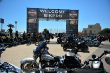 Harley 110th Rom Ostia 51