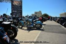 Harley 110th Rom Ostia 52