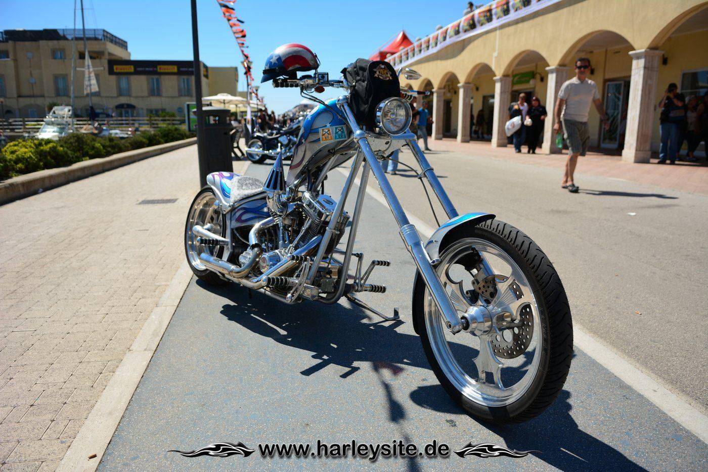 Harley 110th Rom Ostia 63