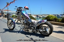 Harley 110th Rom Ostia 66