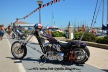 Harley 110th Rom Ostia 68