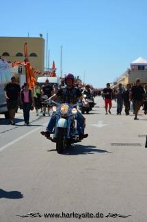 Harley 110th Rom Ostia 69