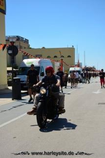Harley 110th Rom Ostia 70