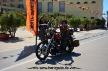 Harley 110th Rom Ostia 76