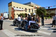 Harley 110th Rom Ostia 77