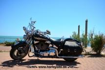 Harley 110th Rom Ostia 8