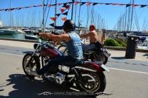 Harley 110th Rom Ostia 85