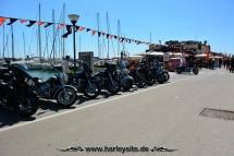 Harley 110th Rom Ostia 87
