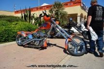 Harley 110th Rom Ostia 88