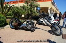 Harley 110th Rom Ostia 89