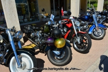 Harley 110th Rom Ostia 92