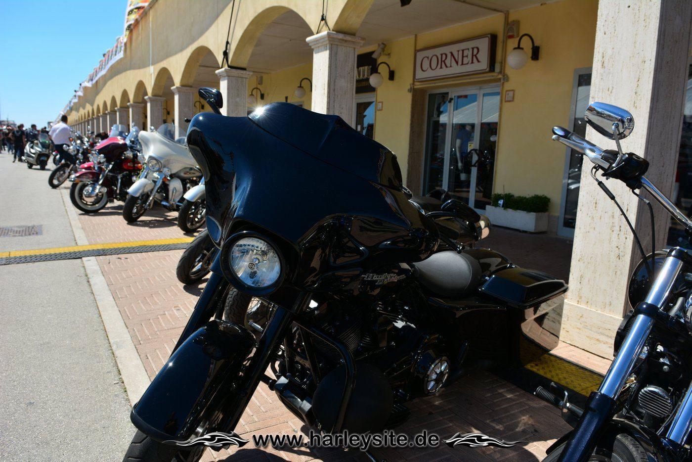 Harley 110th Rom Ostia 93