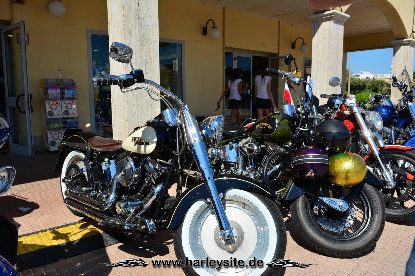 Harley 110th Rom Ostia 94