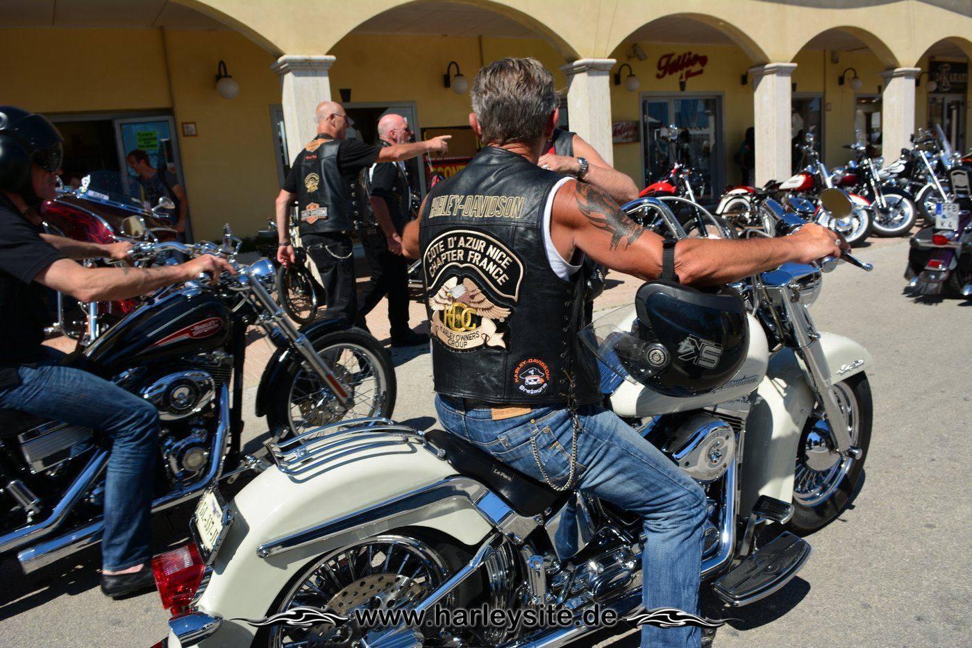 Harley 110th Rom Ostia 97