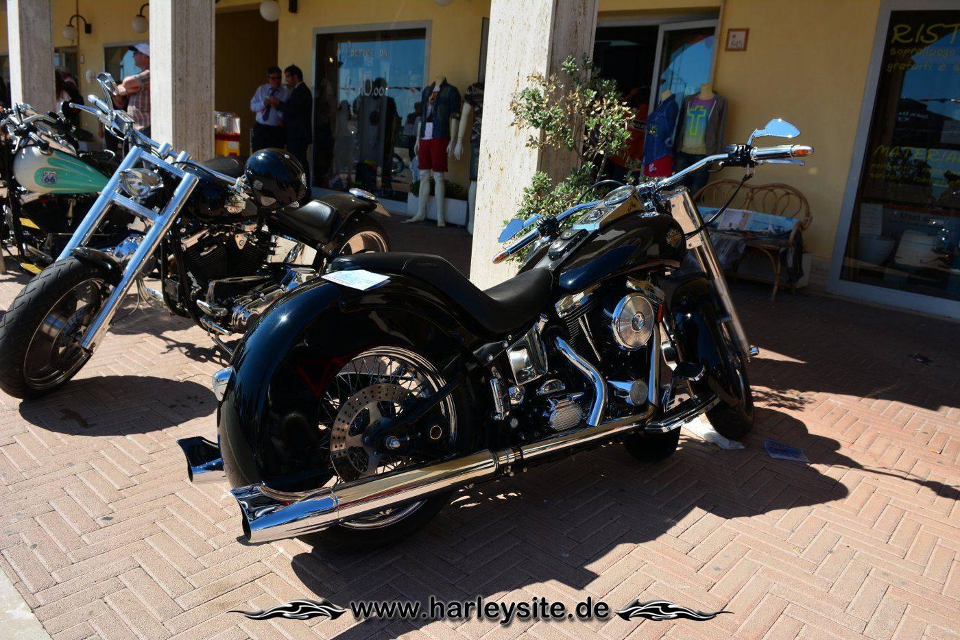 Harley 110th Rom Ostia 98