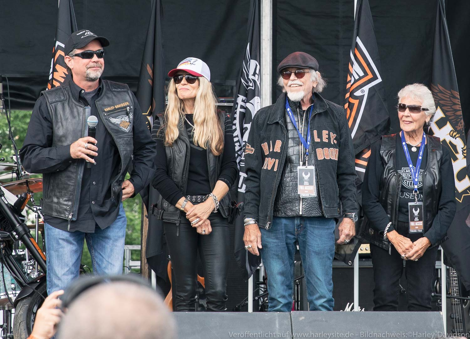 2018 Harley Davidson 115th Anniversary Celebration.