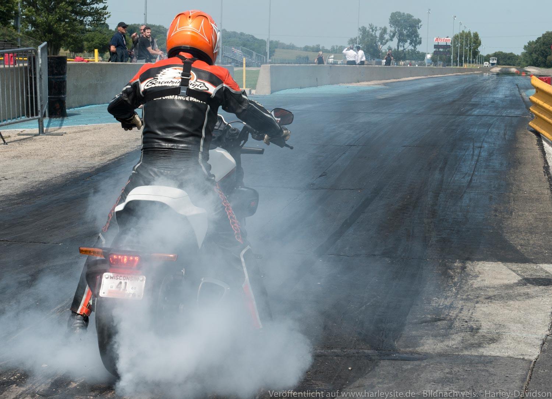 2018 Harley Davidson 115th Anniversary Celebration.