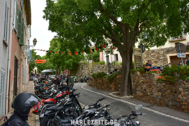Saint Tropez Harley Davidson Event 8647