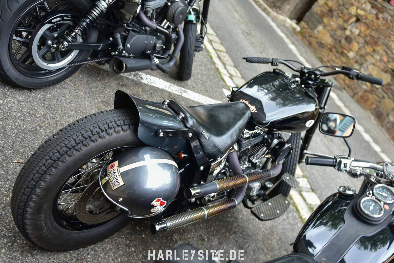 Saint Tropez Harley Davidson Event 8649