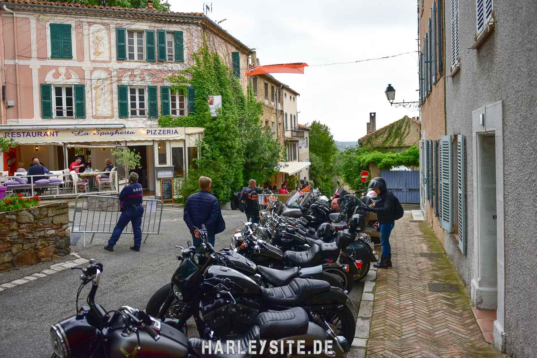 Saint Tropez Harley Davidson Event 8654