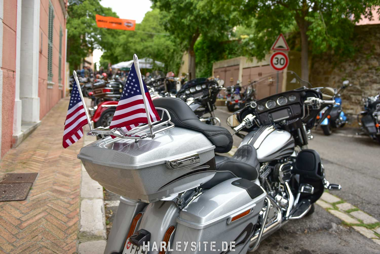 Saint Tropez Harley Davidson Event 8656
