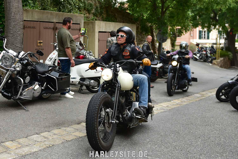 Saint Tropez Harley Davidson Event 8664