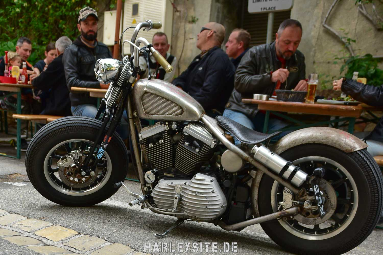 Saint Tropez Harley Davidson Event 8665