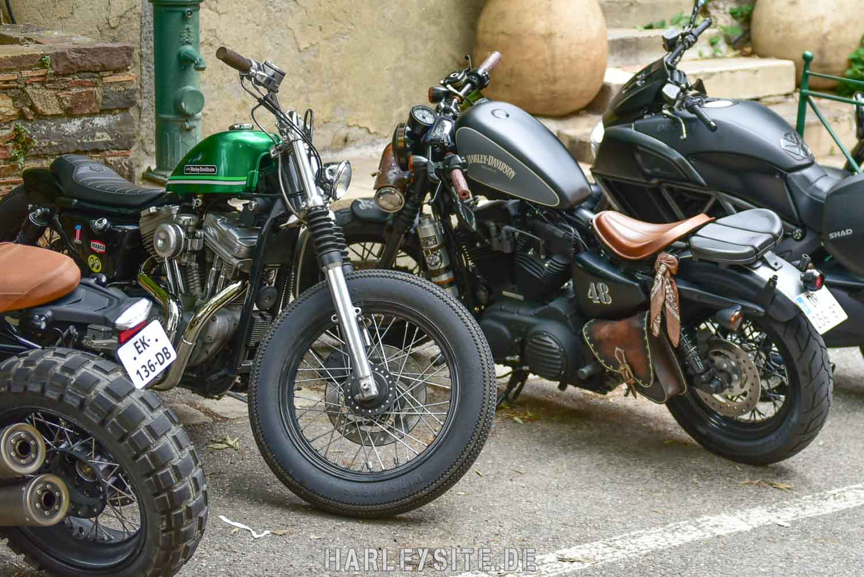 Saint Tropez Harley Davidson Event 8666