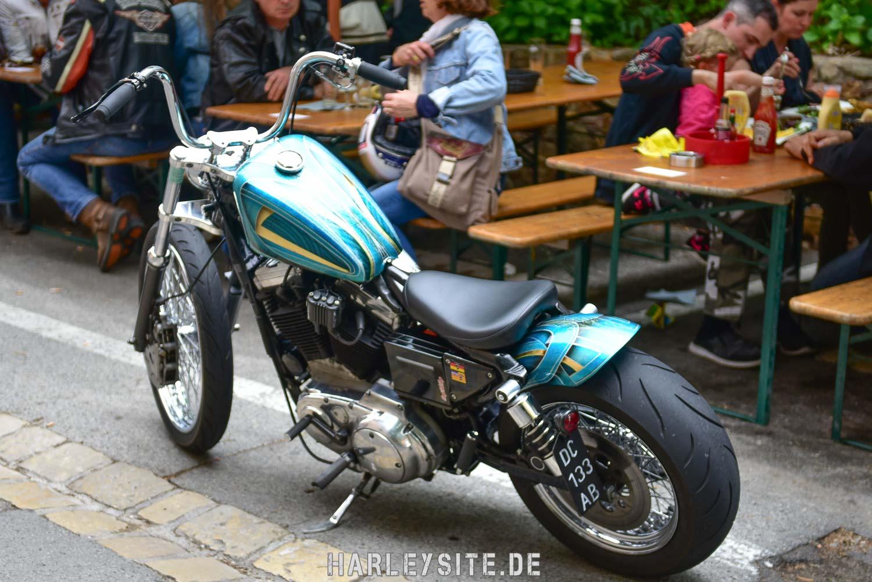 Saint Tropez Harley Davidson Event 8670