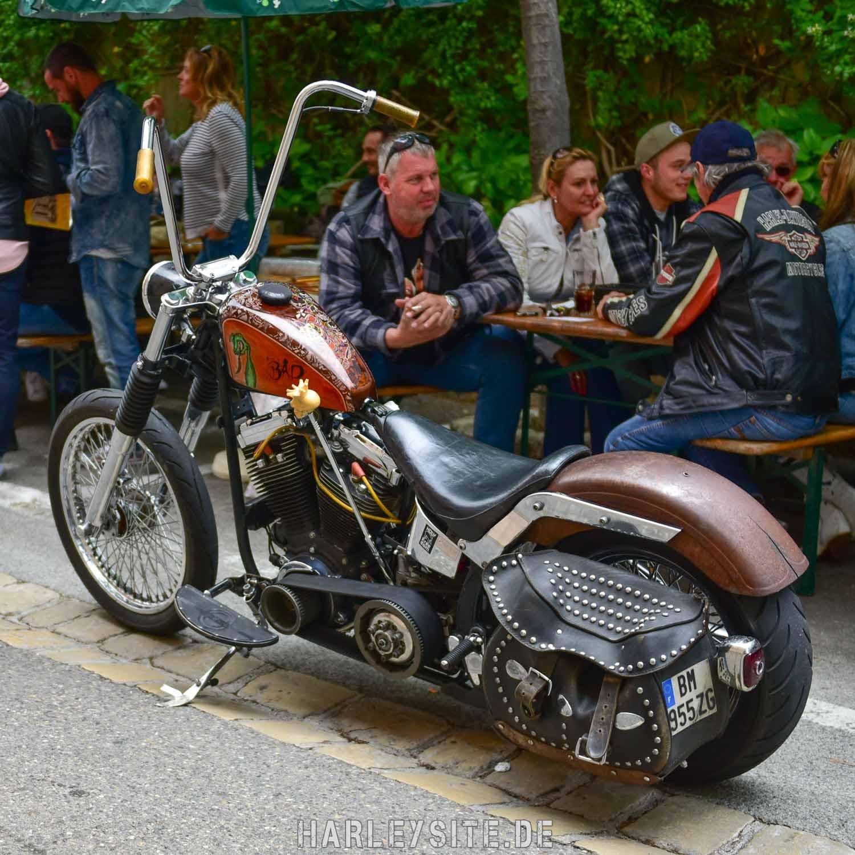 Saint Tropez Harley Davidson Event 8674