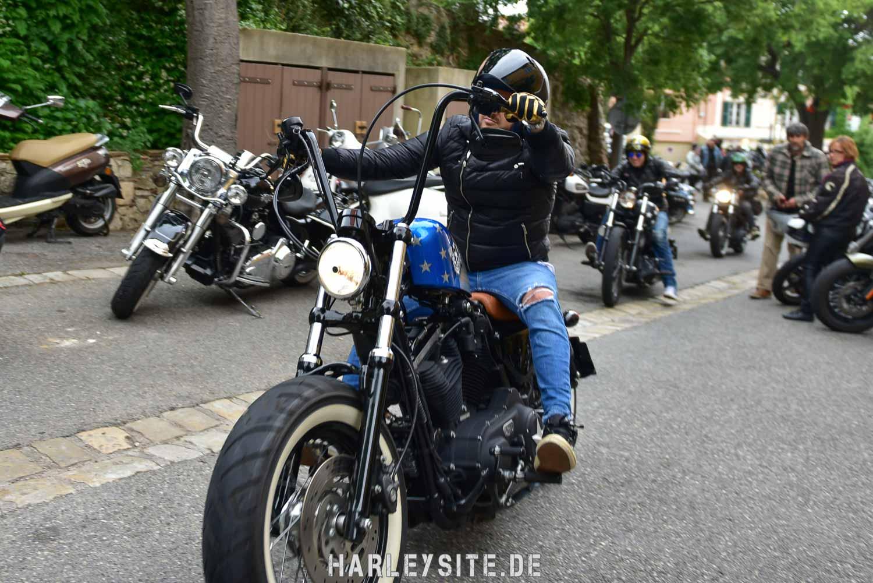 Saint Tropez Harley Davidson Event 8686