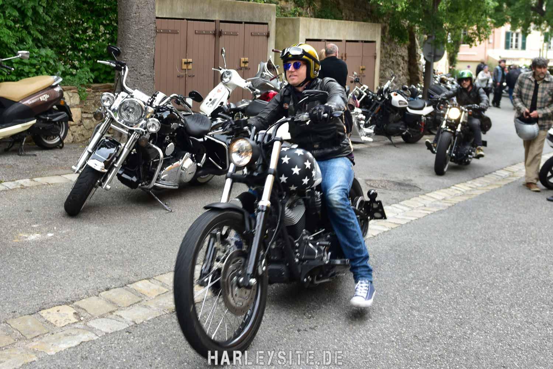 Saint Tropez Harley Davidson Event 8687