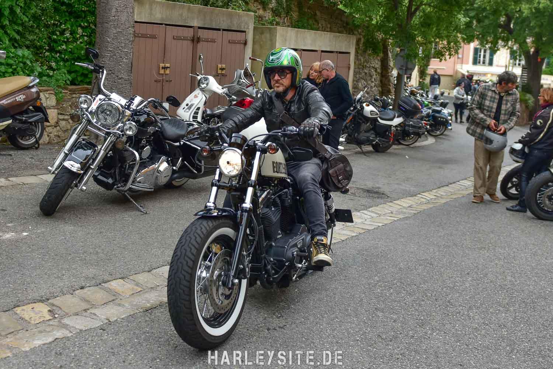 Saint Tropez Harley Davidson Event 8688