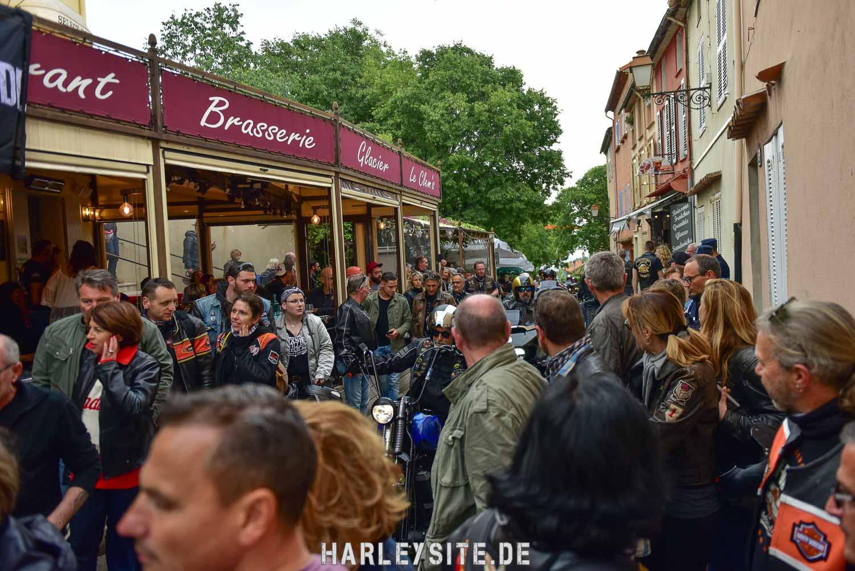 Saint Tropez Harley Davidson Event 8694